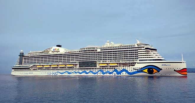 Oktober 'plan een cruise' maand