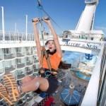 Allure of the Seas vaart vanaf 2015 in Middellandse Zee