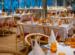 Club Orange-passagiers hebben een eigen restaurant op de Koningsdam en de Nieuw-Statendam © Holland America Line