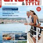 Nieuwste editie CRUISE & STYLE 2018-2019 Nederland, 11 de jaargang, nu verkrijgbaar