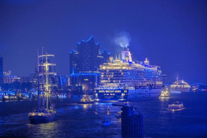 Hamburg Cruiseschip