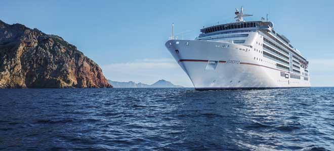 cruise met de Europa 2 van rederij Hapag Lloyd