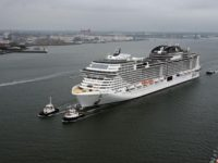 MSC Grandiosa's sea trials - © Bernard Biger