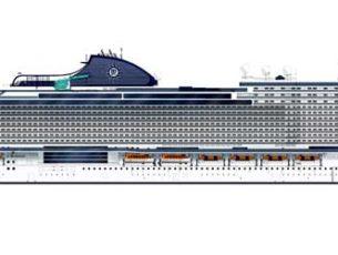 MSC Seashore © MSC Cruises
