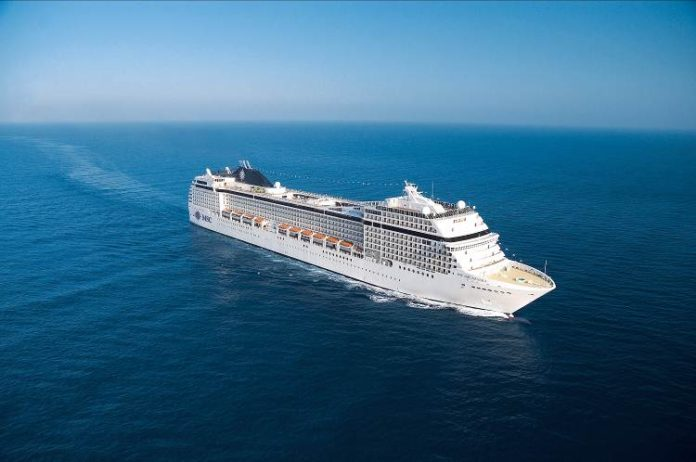 MSC Cruises wint Kids Cruise Award