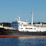 MS Lofoten viert 50e verjaardag