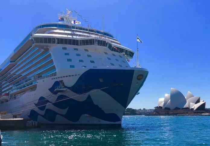 Princess Cruises maakt grootste vaarprogramma Australië bekend