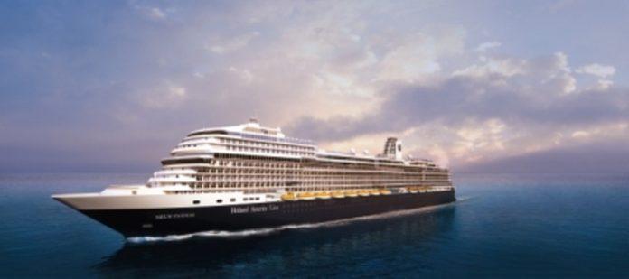 Cruiseschip Nieuw Statendam van Holland America Line in 2019 vanuit Amsterdam