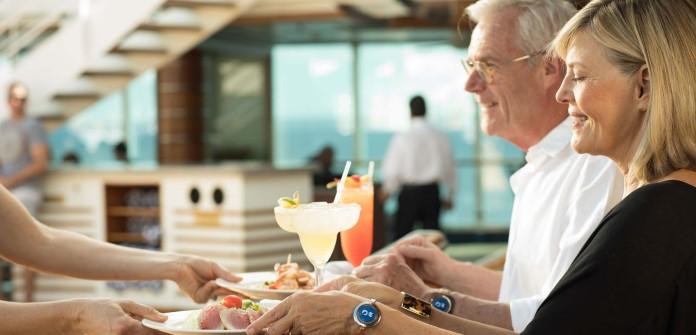Meer schepen van Princess Cruises nemen Ocean Medallion in gebruik