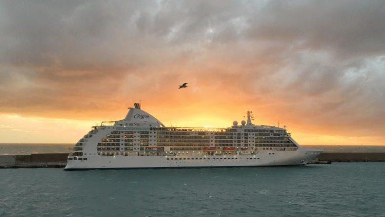 Luxe cruises met Regent Seven Seas Cruises