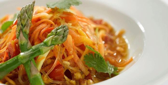 Regent Seven Seas Cruises zet meer vega-gerechten op het menu