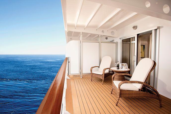 Alle dagen feest aan boord van Regent Seven Seas Cruises