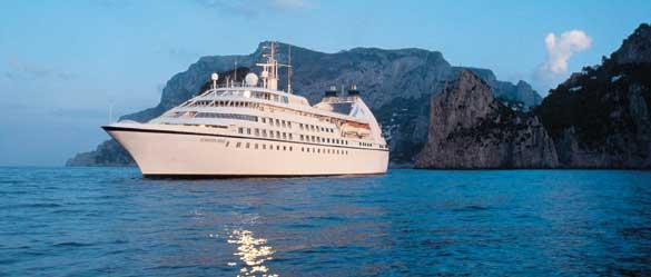 Culinaire cruises Seabourn