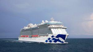 cruiseschip Sky Princess