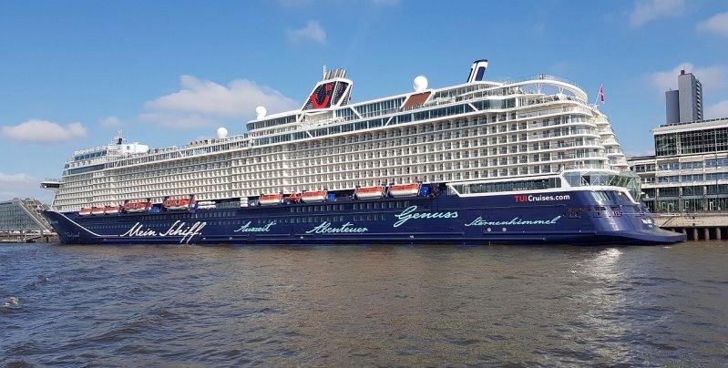 Maak een cruise naar Dubai met de Mein Schiff-schepen van TUI