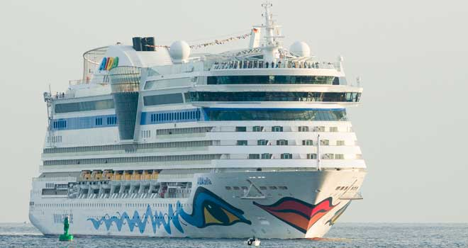 Maak kans op gratis kaarten voor het Cruise Event