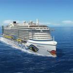 Cruisen op de Aida Prima