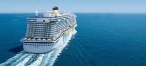 nieuwe mega schepen Costa Cruises