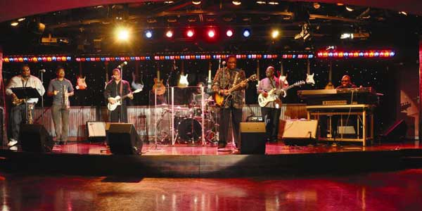 BB King Blues Club Holland America Line