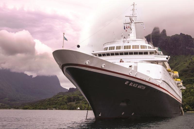 Black Watch van Fred. Olsen Cruiseline