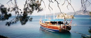 Blue Cruise Bodrum Corendon