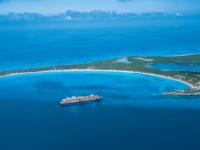 Caraïbische cruises met Holland America Line doorkruisen het hele Caraïbisch Gebied © Holland America Line