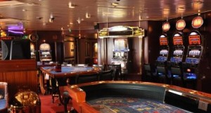 casino cruiseschip Prinsendam