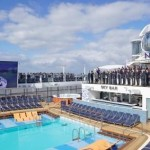 Royal Caribbean verwelkomt Ovation of the Seas