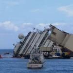 Berging Costa Concordia begonnen