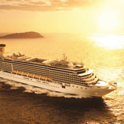 Nieuwe cruises van Costa Cruises in 2021