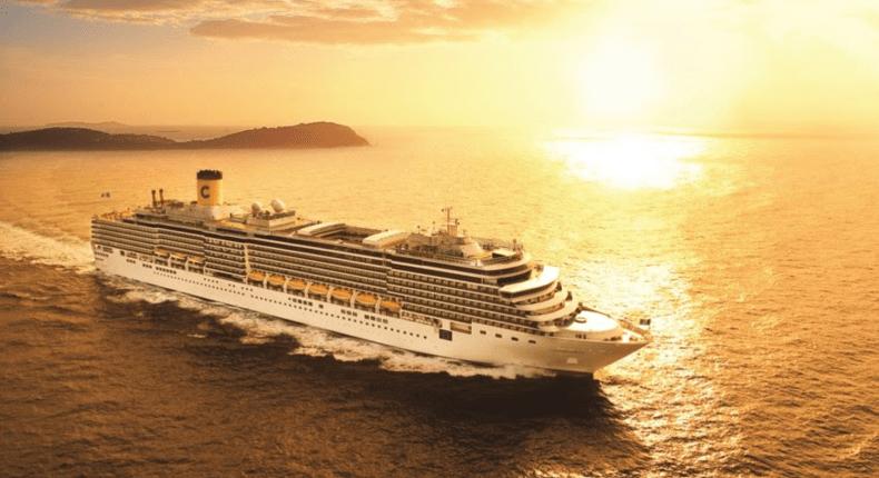 De Costa Deliziosa is een van de cruiseschepen waarmee Costa Cruises in 2021 cruises gaat uitvoeren. © Costa Cruises