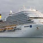 Cruisen op de Costa Diadema