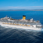 Costa Cruises in WK-sfeer