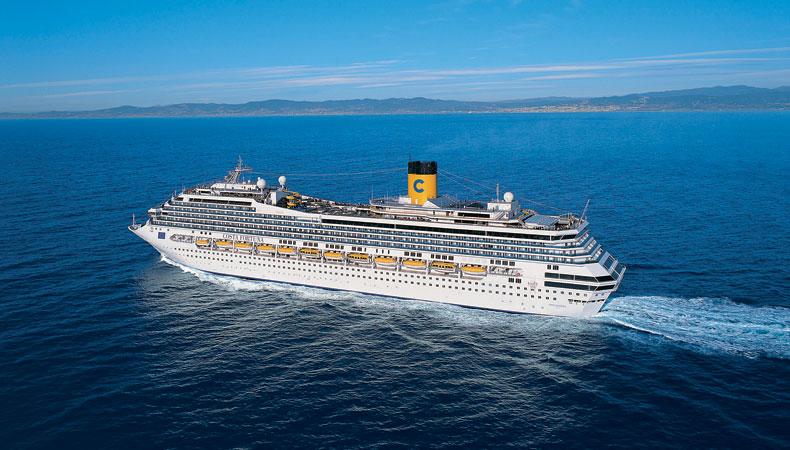 loyaliteitsprogramma van Costa Cruises, Costa Fortuna