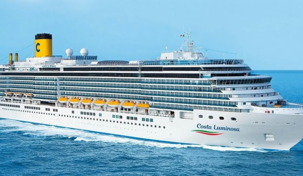 Costa Cruises start 6 september met cruisen
