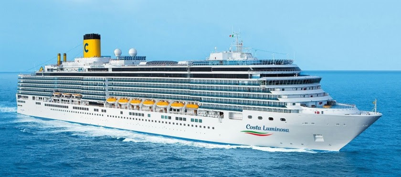 Costa Luminosa © Costa Cruises
