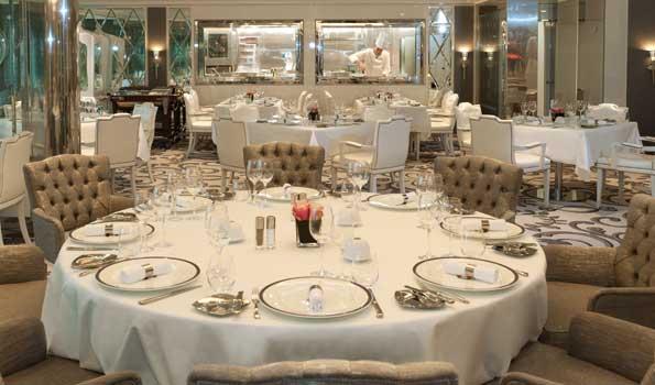 Club Restaurant Costa Cruises