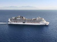 De MSC Virtuosa maakt cruises in de Rode Zee © MSC