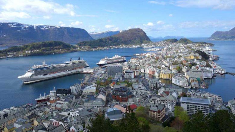 Cruise naar Noorwegen in 15 bestemmingen