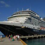 De eerste en laatste dag op een cruiseschip