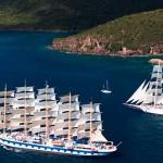 Nieuwe cruises in cruiseprogramma 2015 – 2016 van Star Clippers