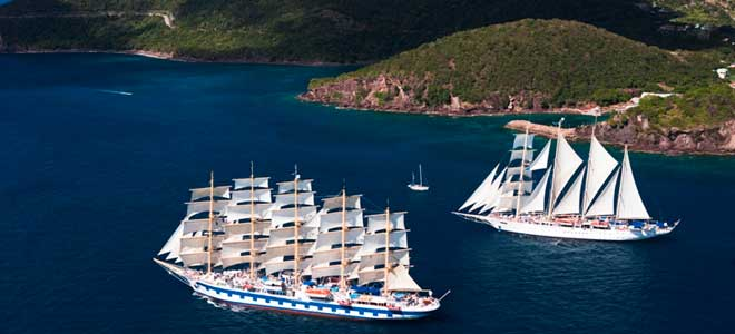 cruiseprogramma Star Clippers