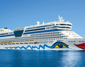 Boek cruises met de Aidadiva © Aida Cruises