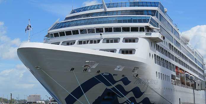 Verlenging verbod op cruises in Amerika