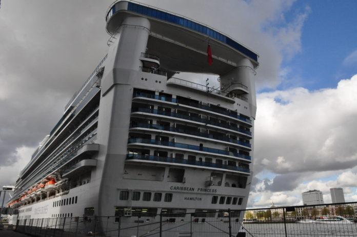 Nieuwe voorzieningen op Caribbean Princess