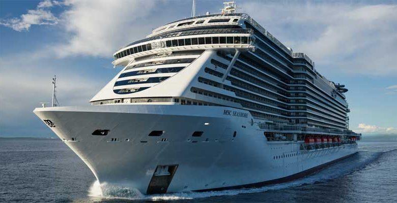 Cruise review MSC Seashore