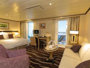 wereldcruises met Cunard