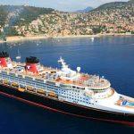 In 2017 eerste Disney cruise uit Amsterdam