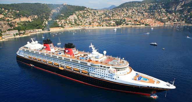 Disney cruise uit Amsterdam met de Disney Magic