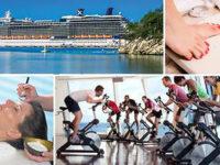 Nieuwe fitnessprogramma's bij Celebrity Cruises